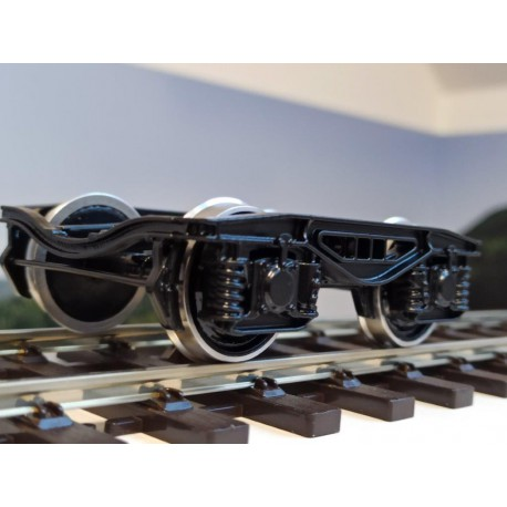 """SGNSS 60"""" Container freight car (Assembly Kit)"""