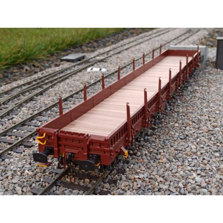 """SGNSS 60"""" Container freight car (Data files only)"""